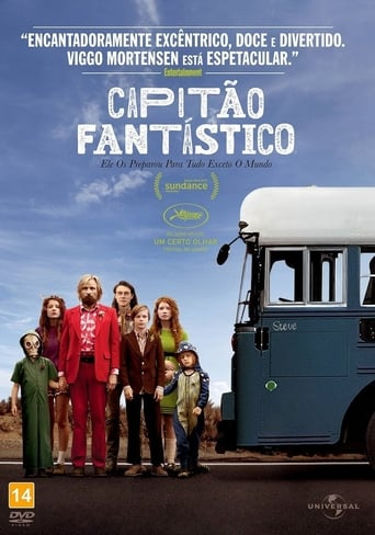 Capitão Fantástico - Poster