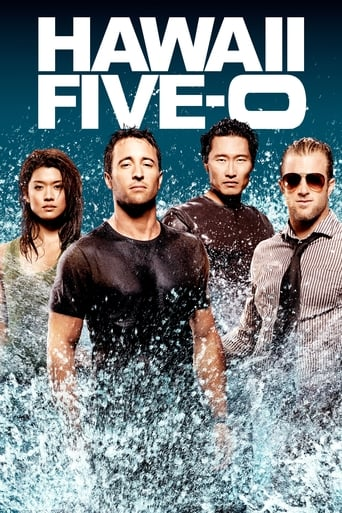 Poster of Hawaii Five-0