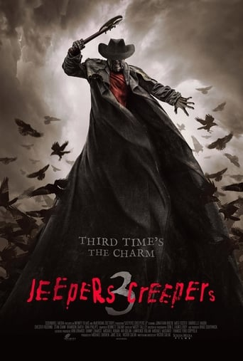 Poster of Jeepers Creepers III