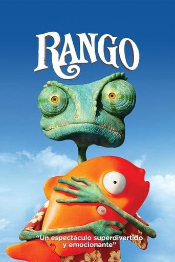 Poster of Rango