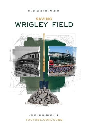 Poster of Saving Wrigley Field