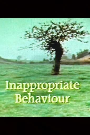 Poster of Inappropriate Behaviour