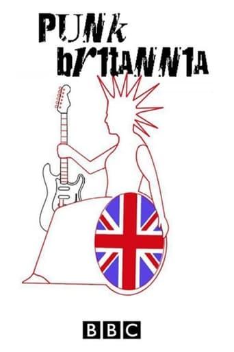 Poster of Punk Britannia