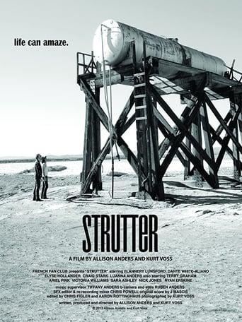 Poster of Strutter