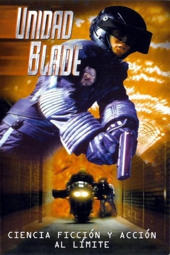 Poster of Blade Squad