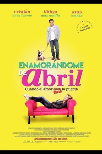 Poster of Falling in Love with April