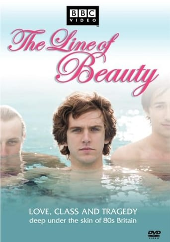 Poster of The Line of Beauty