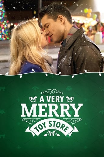 Poster of A Very Merry Toy Store