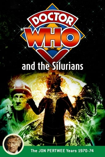 Poster of Doctor Who and the Silurians