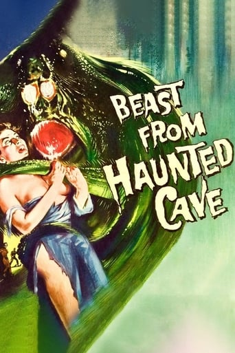 Poster of Beast from Haunted Cave