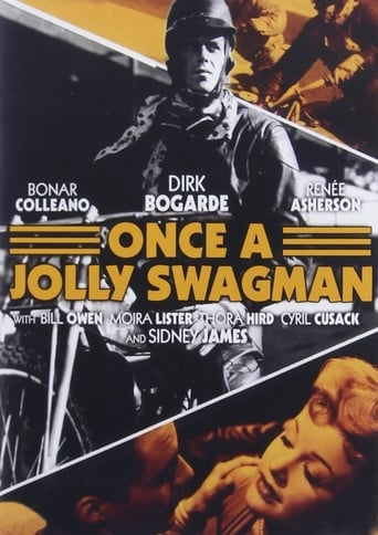 Poster of Once a Jolly Swagman
