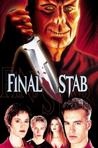Poster of Final Stab