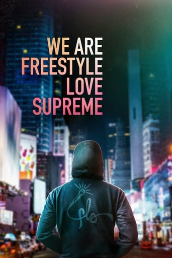 Poster of We Are Freestyle Love Supreme