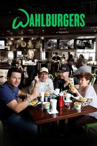 Poster of Wahlburgers