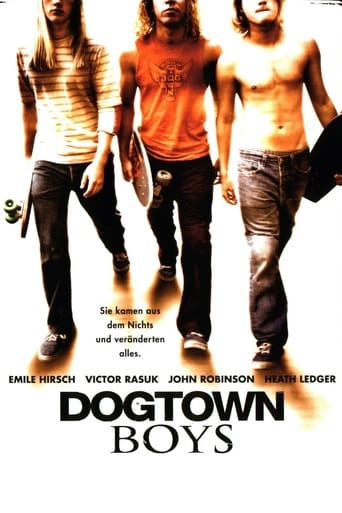 Poster of Dogtown Boys