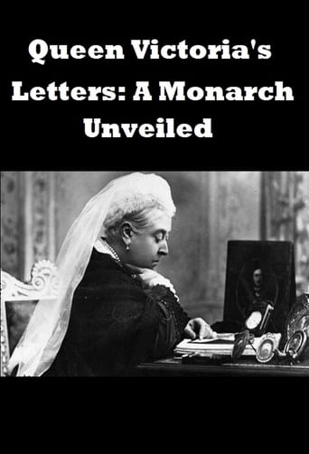 Poster of Queen Victoria's Letters: A Monarch Unveiled