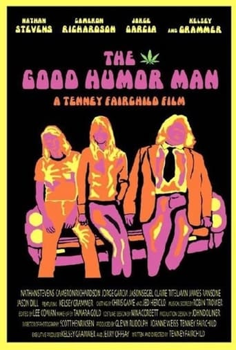 Poster of The Good Humor Man