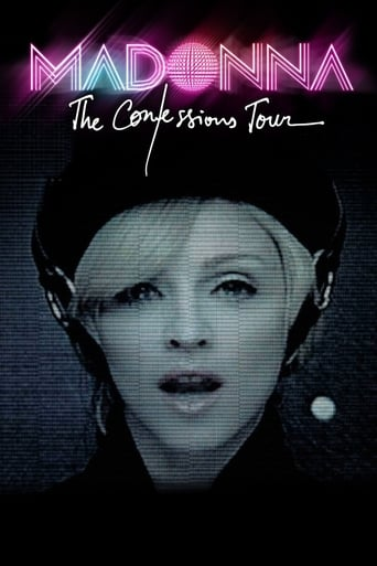 Poster of Madonna: The Confessions Tour