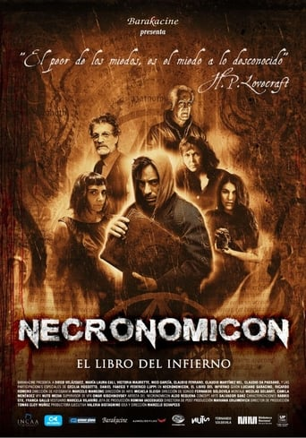 Poster of Necronomicon – The Book of Hell