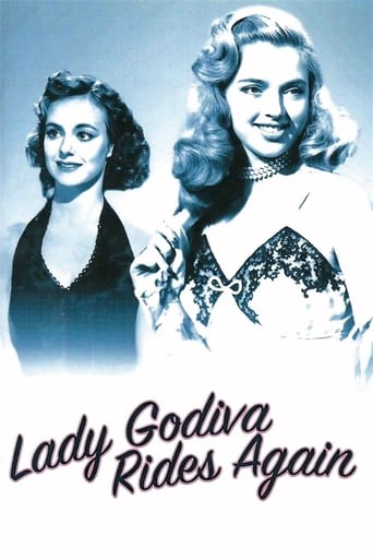 Poster of Lady Godiva Rides Again