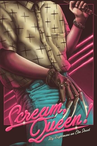 Poster of Scream, Queen! My Nightmare on Elm Street