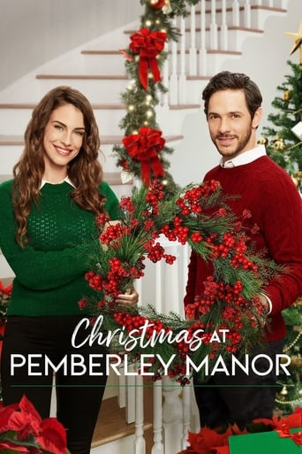 Poster of Christmas at Pemberley Manor