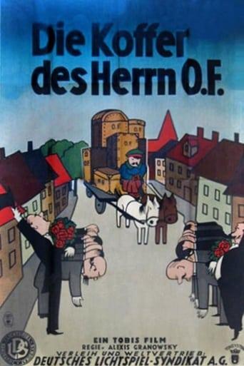 Poster of Die Koffer des Herrn O.F.