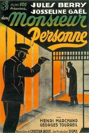 Poster of Monsieur Personne