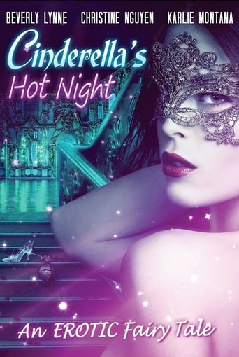 Poster of Cinderella's Hot Night