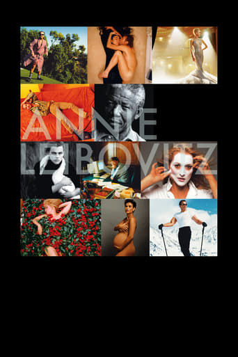 Poster of Annie Leibovitz: Life Through a Lens