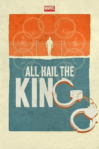 Poster of Marvel One-Shot: All Hail the King