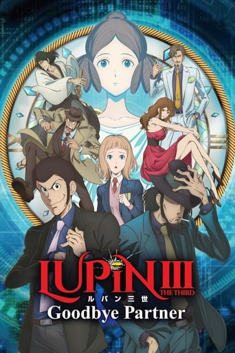 Lupin the Third: Goodbye Partner