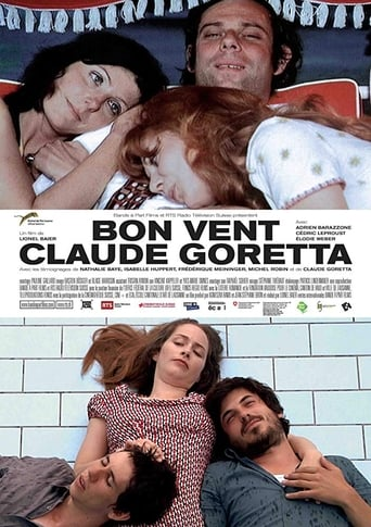 Poster of Bon vent Claude Goretta