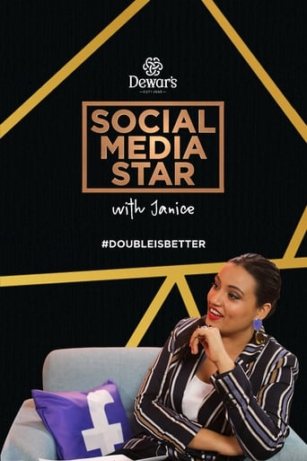 Poster of Social Media Star With Janice Sequeira