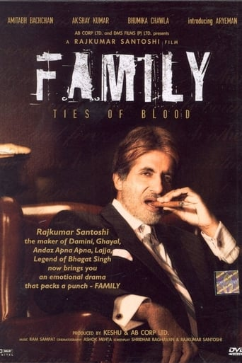 Poster of Family: Ties of Blood