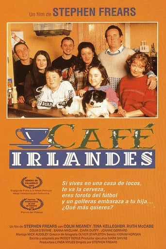 Poster of Café irlandés