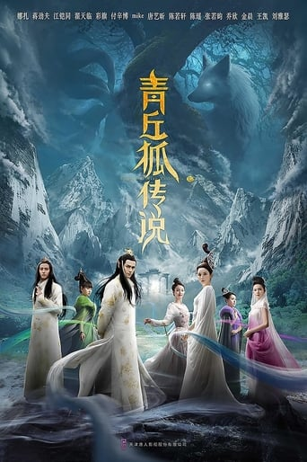 Poster of Legend of Nine Tails Fox
