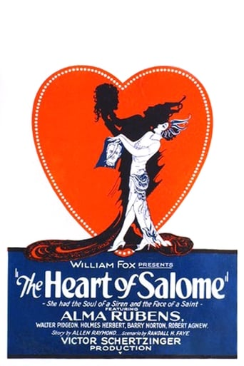 Poster of The Heart of Salome