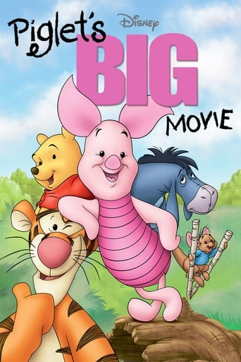 Poster of Piglet's Big Movie
