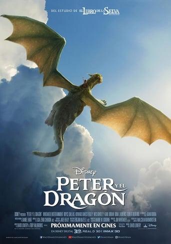 Poster of Peter y el dragón
