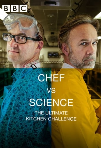 Poster of Chef vs. Science: The Ultimate Kitchen Challenge