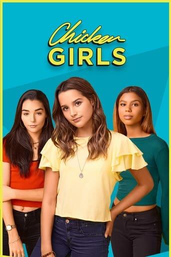 Poster of Chicken Girls: The Movie