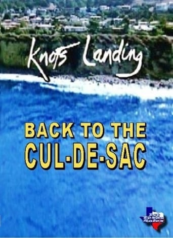 Poster of Knots Landing: Back to the Cul-de-Sac
