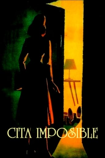 Poster of Cita imposible