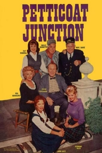 Poster of Petticoat Junction