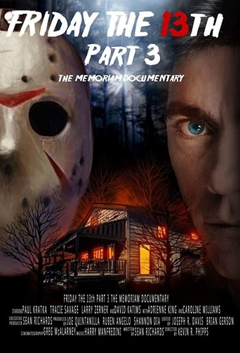 Poster of Friday the 13th Part 3: The Memoriam Documentary