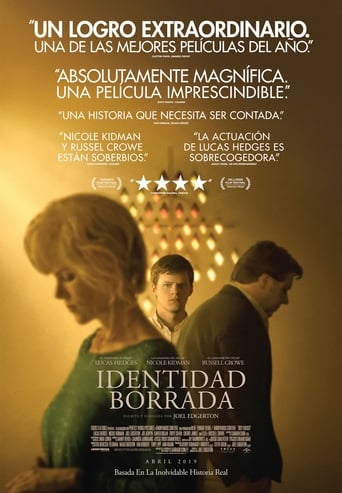 Poster of Identidad borrada