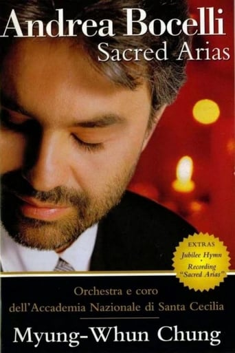 Poster of Andrea Bocelli - Sacred Arias