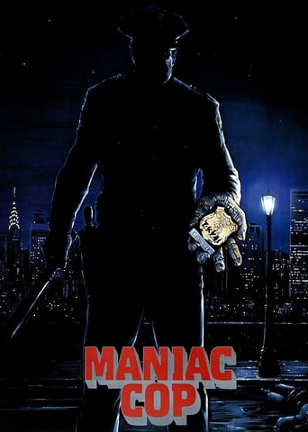 Poster of Maniac Cop