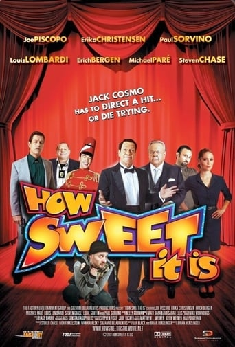 Poster of How Sweet It Is